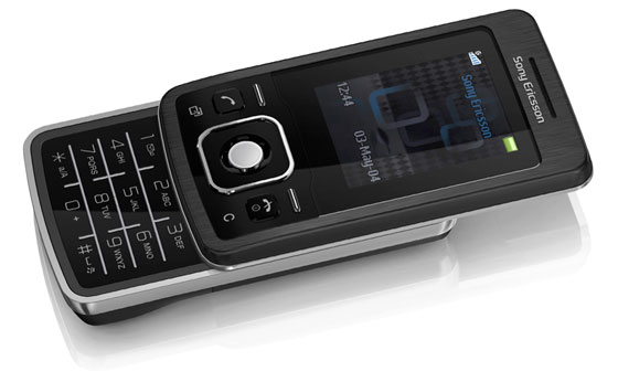 Sony Ericsson T303 slider phone